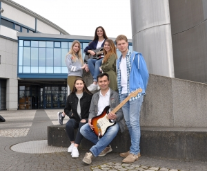 Rock-Pop-Blues-Jazz-Session der ev. Sing- und Musikschule