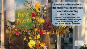 Livestream Gottesdienst am 04. April